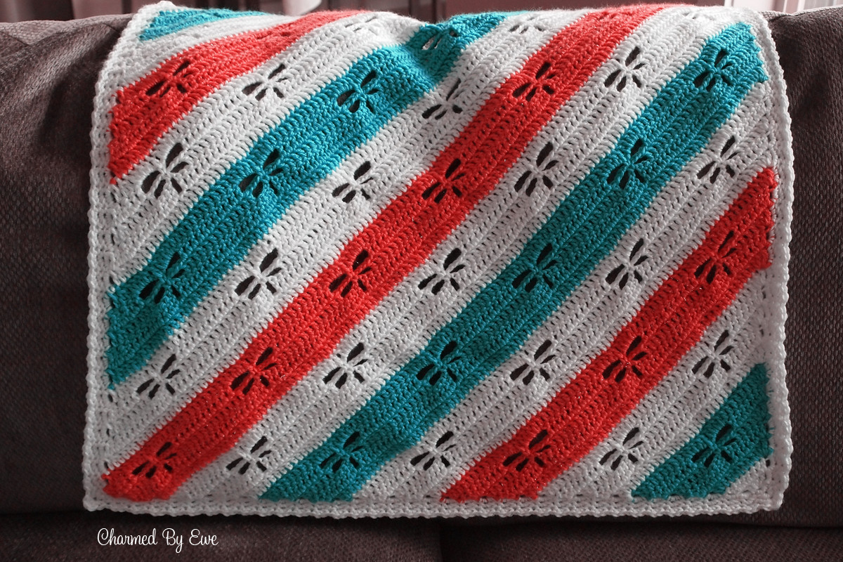 Awesome Crochet Dragonfly Throw [free Pattern] Dragonfly Blanket Of Incredible 45 Ideas Dragonfly Blanket