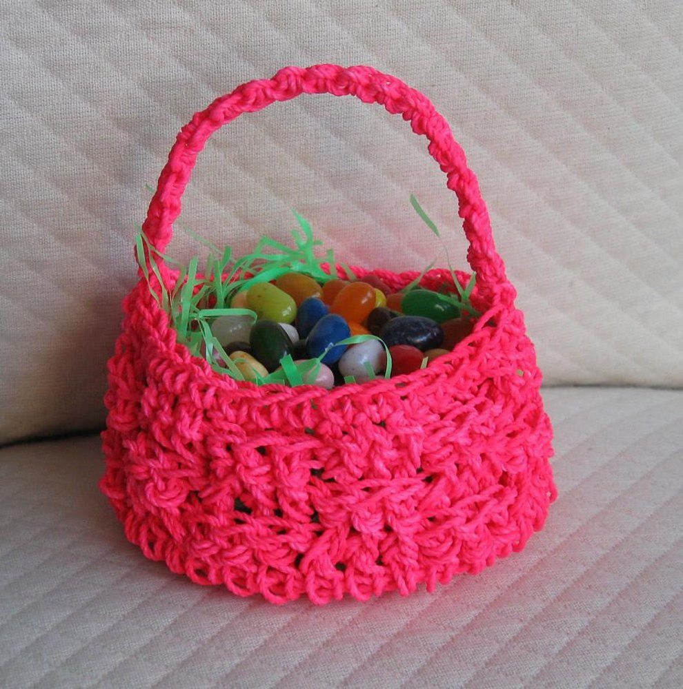 Awesome Crochet Easter Basket Crochet Pattern by Many Creative Best Crochet Gifts Of Incredible 46 Pics Best Crochet Gifts