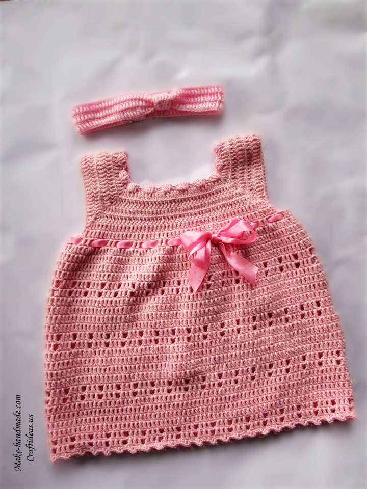 Awesome Crochet Easy Dress for Little Girl Craft Ideas Crochet Little Girl Dress Of Awesome 44 Images Crochet Little Girl Dress