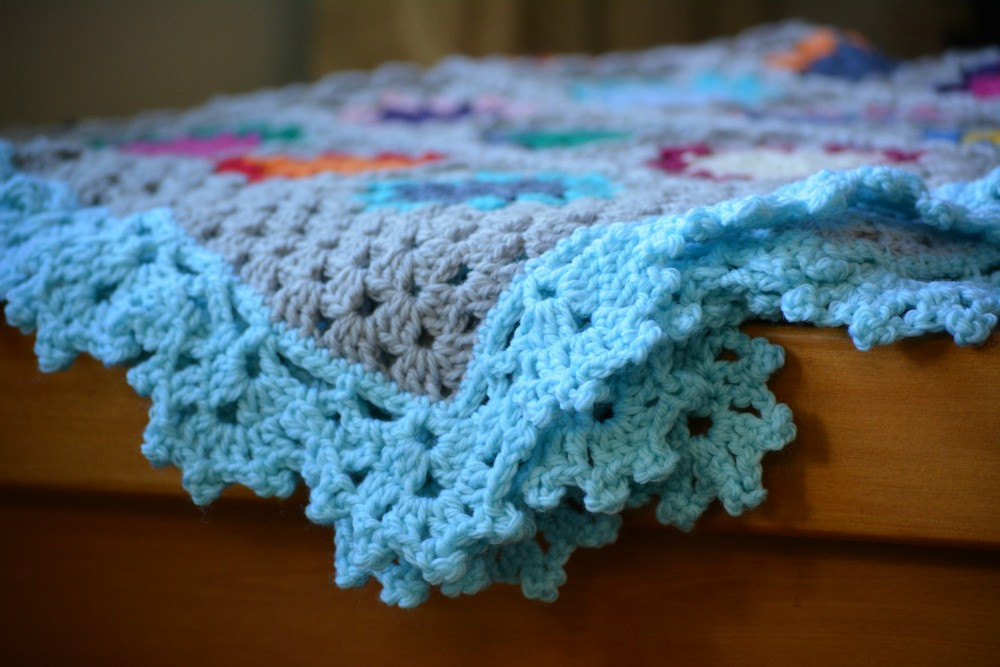 Awesome Crochet Edging Patterns for Afghans Crochet and Knit Crochet Edging for Baby Blanket Of Awesome 47 Pictures Crochet Edging for Baby Blanket