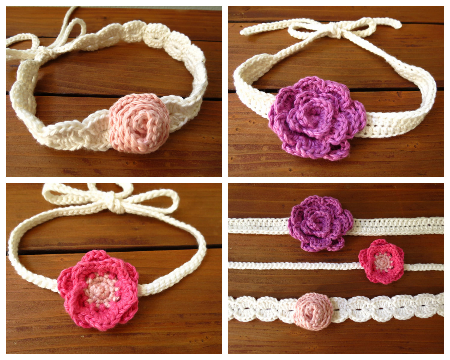 Awesome Crochet Flower Headband Pattern Baby Crochet Headband for Babies Of Charming 46 Models Crochet Headband for Babies