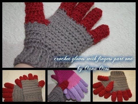 Awesome Crochet Gloves with Fingers Part One Crochet Gloves with Fingers Of Brilliant 50 Pics Crochet Gloves with Fingers