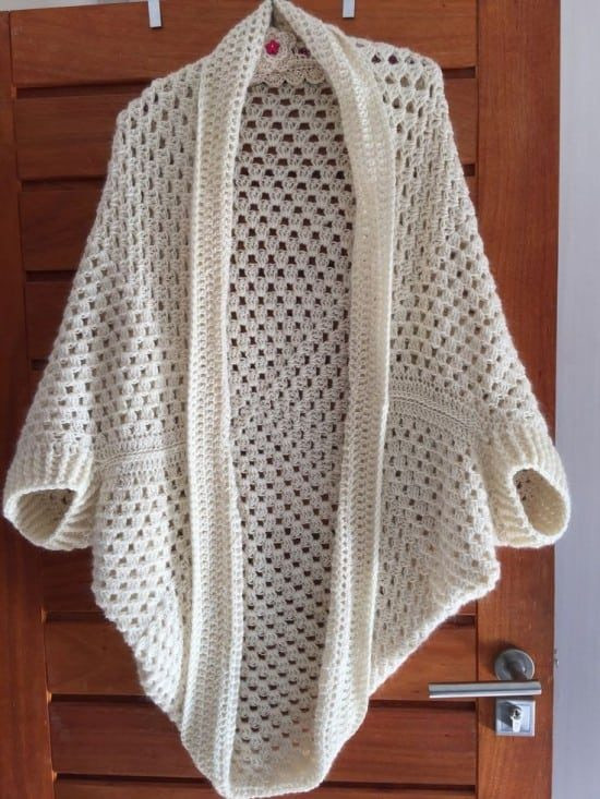 Awesome Crochet Granny Cocoon Shrug Free Patterns Shrug Pattern Of Contemporary 48 Images Shrug Pattern