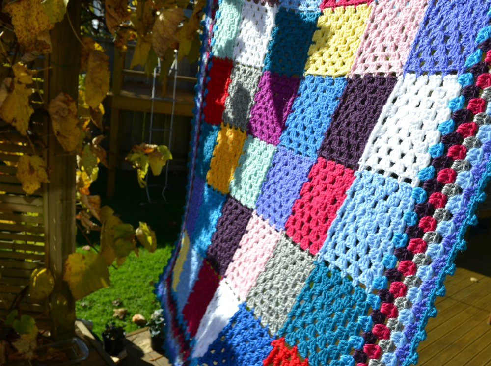 Awesome Crochet Granny Square Baby Blanket – the Green Dragonfly Granny Square Blanket Pattern Of Lovely 45 Photos Granny Square Blanket Pattern