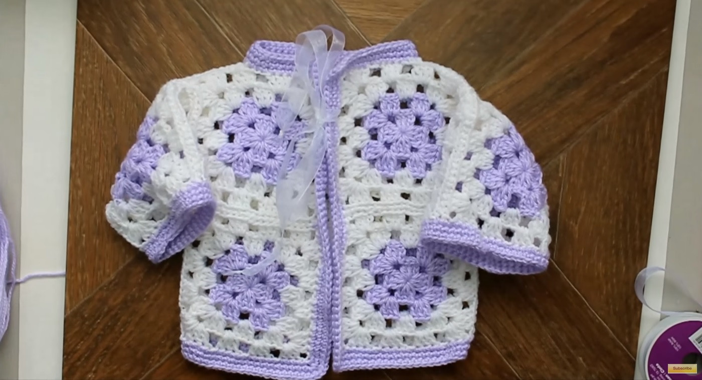 Awesome Crochet Granny Square Baby Sweater Leisureboom Granny Square Sweater Of Superb 45 Photos Granny Square Sweater