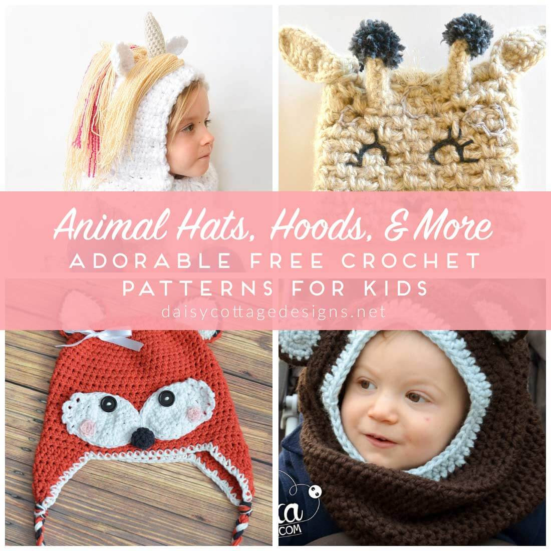 Awesome Crochet Hat Patterns for Kids Daisy Cottage Designs Free Crochet Hat Patterns for Kids Of Beautiful 43 Photos Free Crochet Hat Patterns for Kids