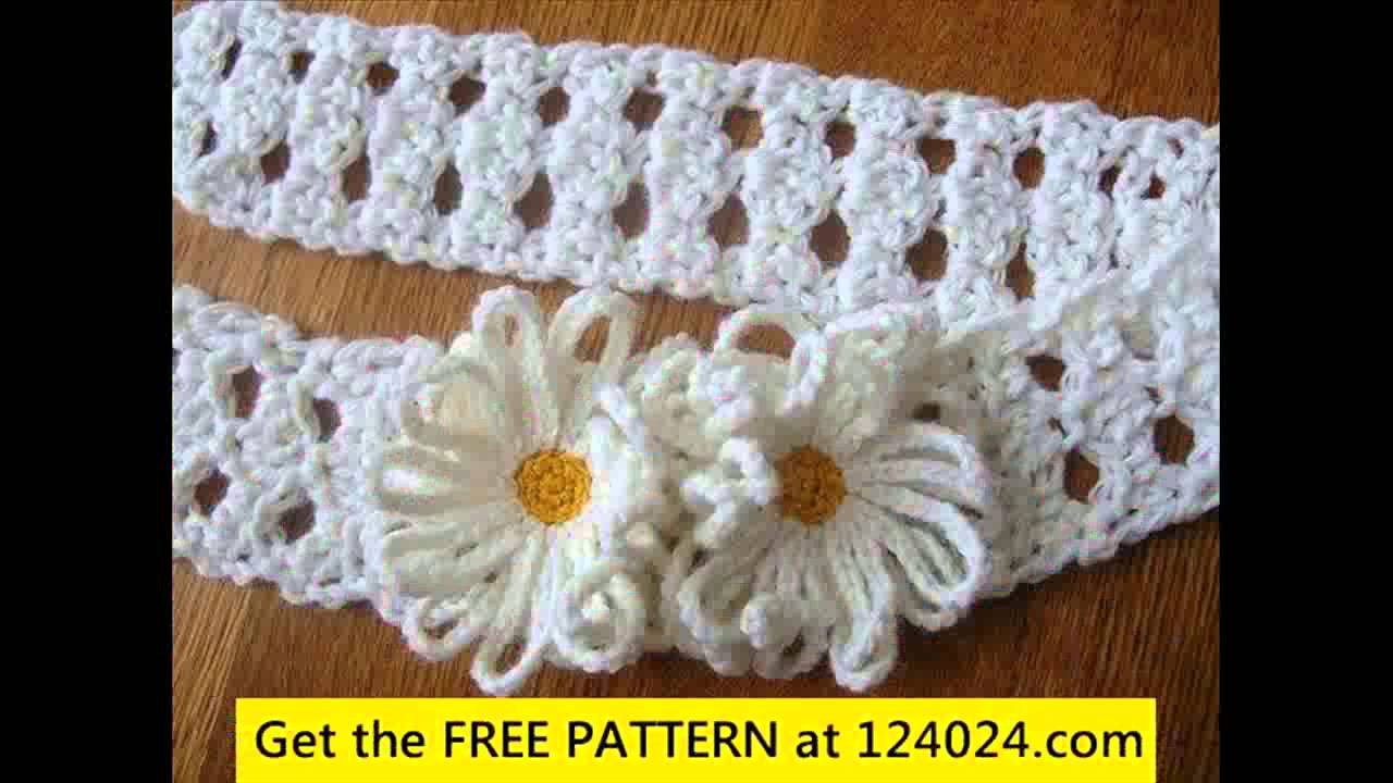 Awesome Crochet Headband Free Pattern Youtube Free Crochet Patterns Of Unique 42 Models Youtube Free Crochet Patterns