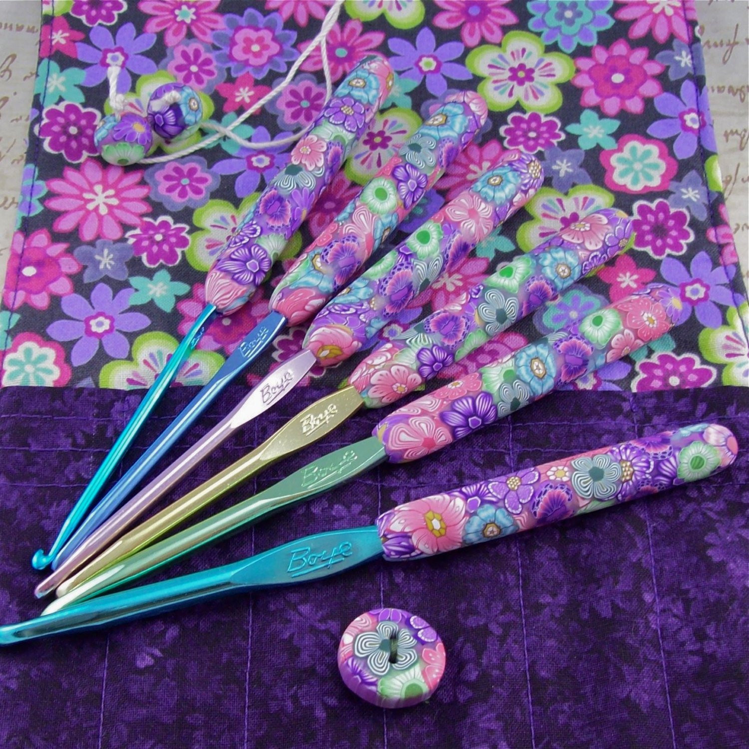 Awesome Crochet Hook Case with Set Of Boye Crochet by Polymerclayshed Crochet Hook Sets with Case Of Amazing 49 Images Crochet Hook Sets with Case