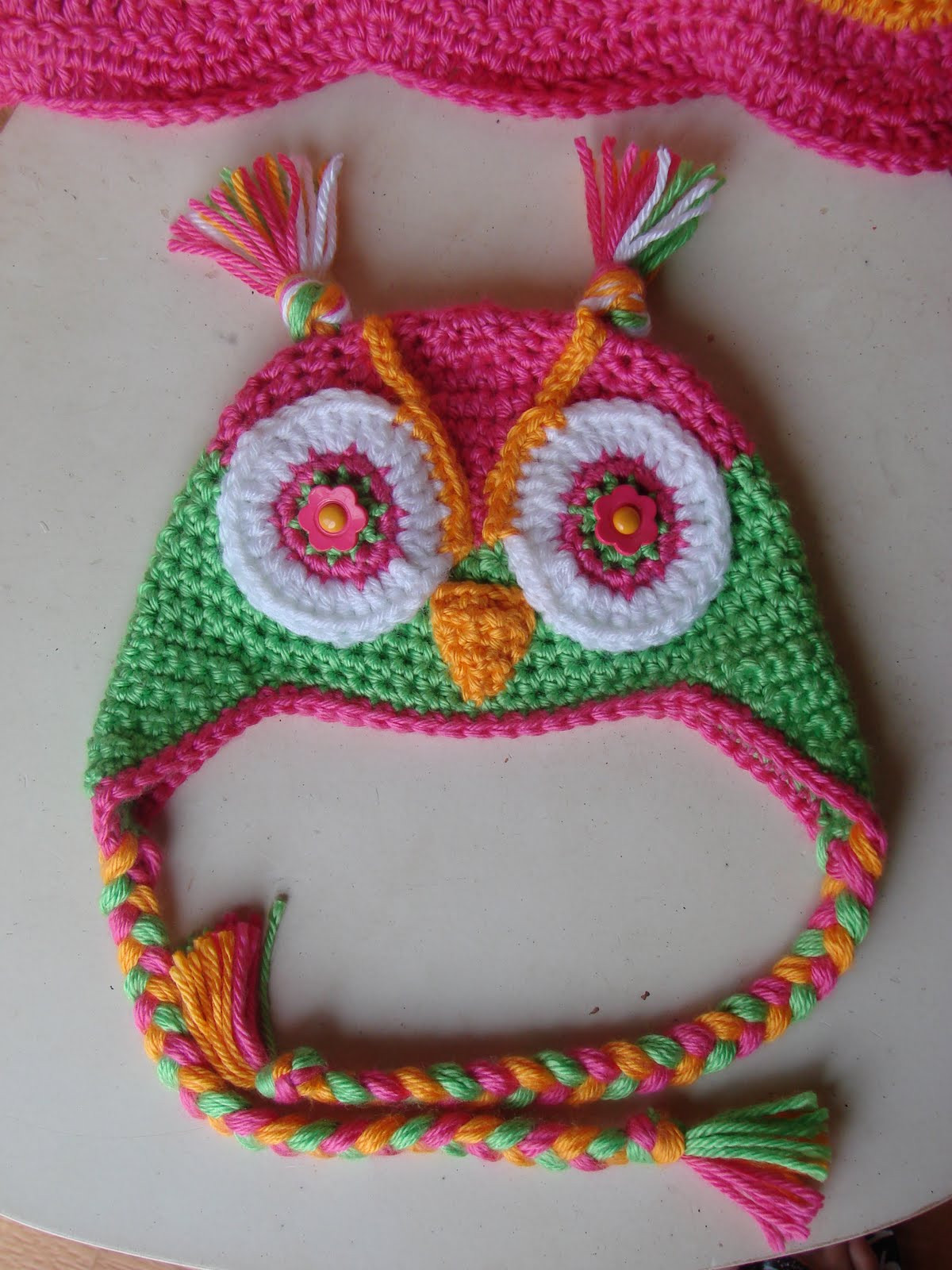 Crochet in Color Another Finished Project YAaY