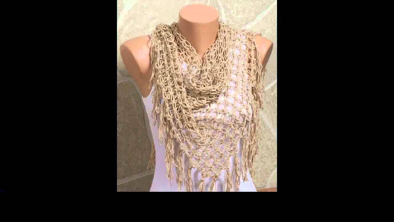 Awesome Crochet Infinity Scarf Pattern Crochet Scarf Youtube Of Attractive 40 Pictures Crochet Scarf Youtube