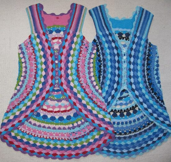 Crochet Jacket Lots Gorgeous Free Patterns