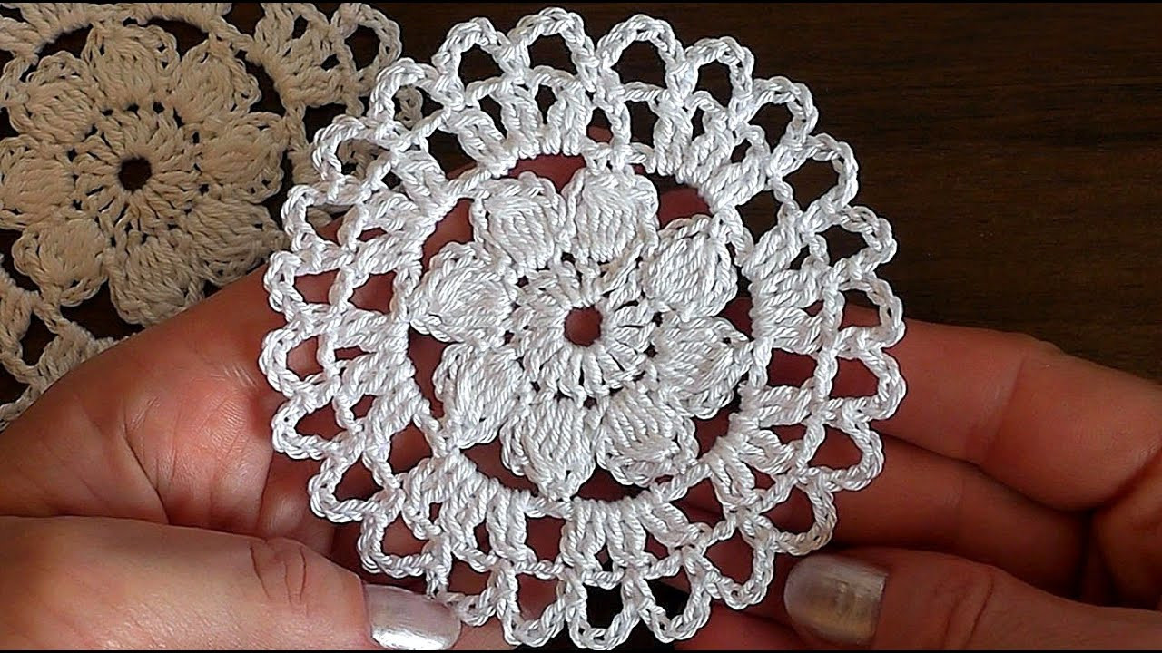 Awesome Crochet Motif 6 Flower Tutorial Crochet Tutorial Youtube Of Amazing 43 Pics Crochet Tutorial Youtube