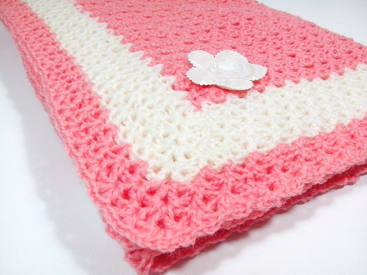 Awesome Crochet Pattern Baby Blanket Point Arches Stitch Tutorial Crochet Blanket Tutorial Of New 44 Images Crochet Blanket Tutorial