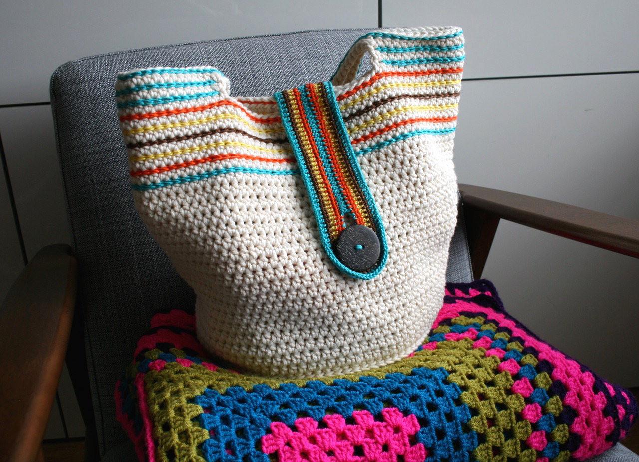 Awesome Crochet Pattern Boho Summer Basket Crochet Color Bag Boho Crochet Patterns Free Of Delightful 45 Photos Boho Crochet Patterns Free