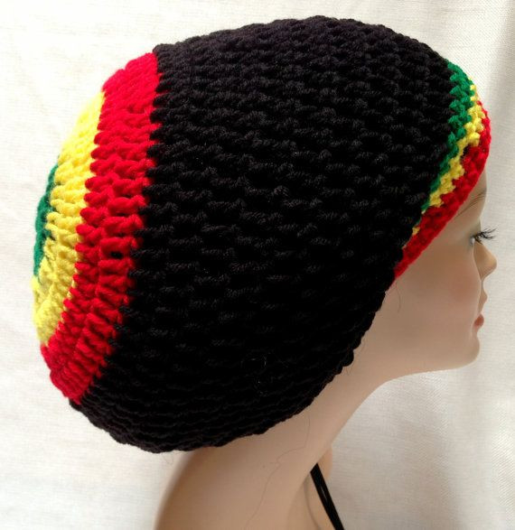 Crochet Pattern Dreadlock Hat Dancox for