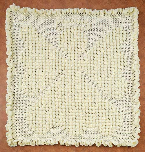 Awesome Crochet Pattern for Angel Baby Blanket Dancox for Angel Baby Blanket Of Perfect 46 Pictures Angel Baby Blanket