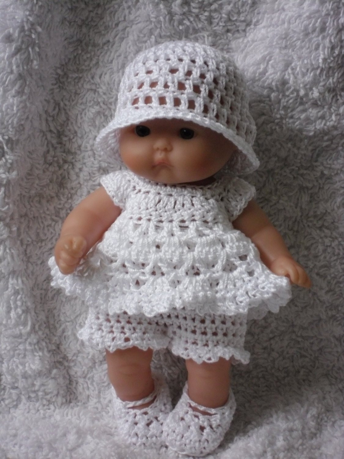 Awesome Crochet Pattern for Berenguer 5 Inch Baby Doll Pdf by Crochet Baby Doll Of Wonderful 48 Photos Crochet Baby Doll