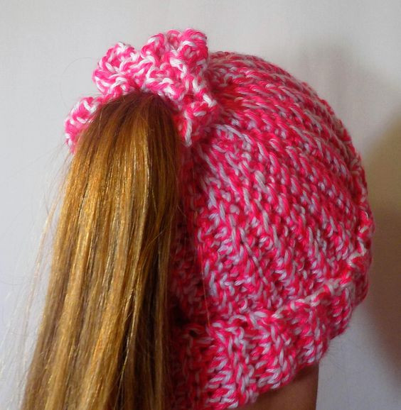 Awesome Crochet Pattern for Hats Ponytail Hat Pattern Messy Crochet Ponytail Hat Pattern Free Of Fresh 45 Models Crochet Ponytail Hat Pattern Free