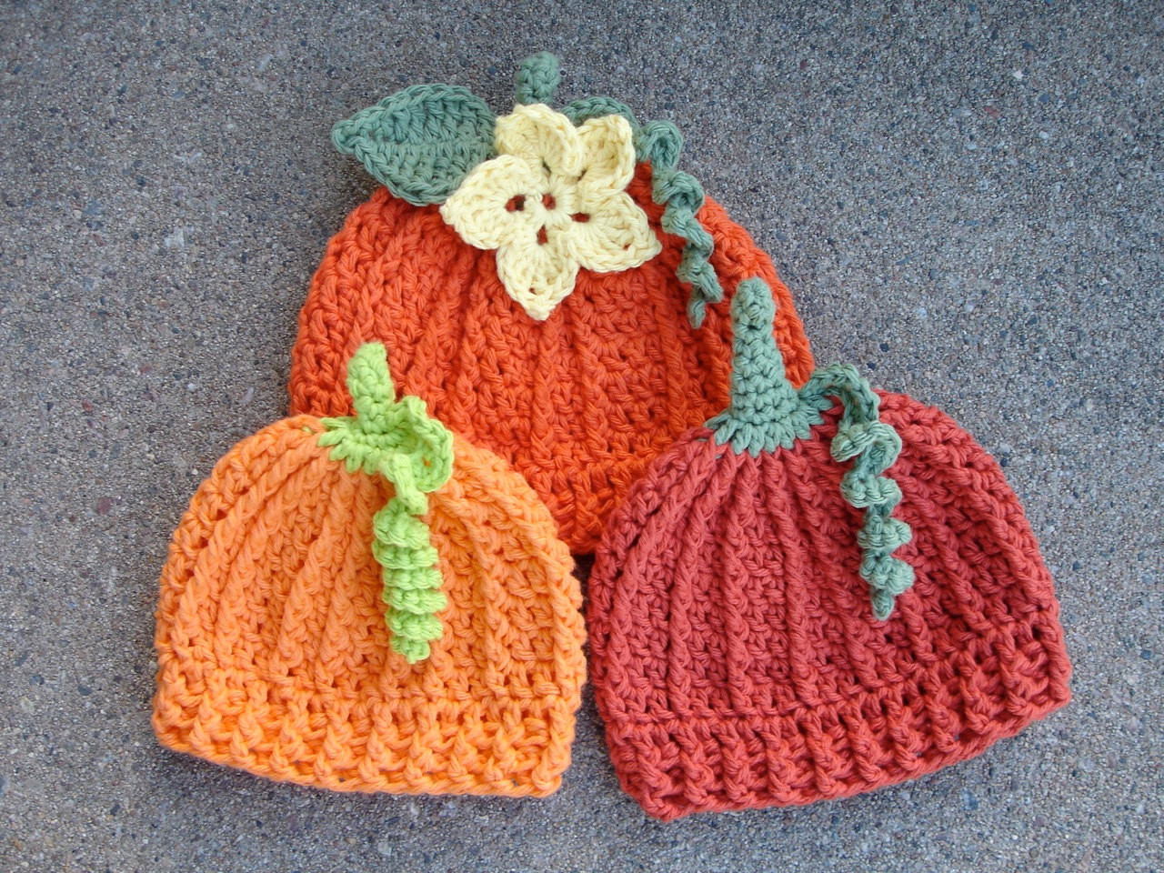 Awesome Crochet Pattern for Pumpkin Beanie Hat 5 Sizes Baby to Baby Pumpkin Hat Of Innovative 47 Ideas Baby Pumpkin Hat