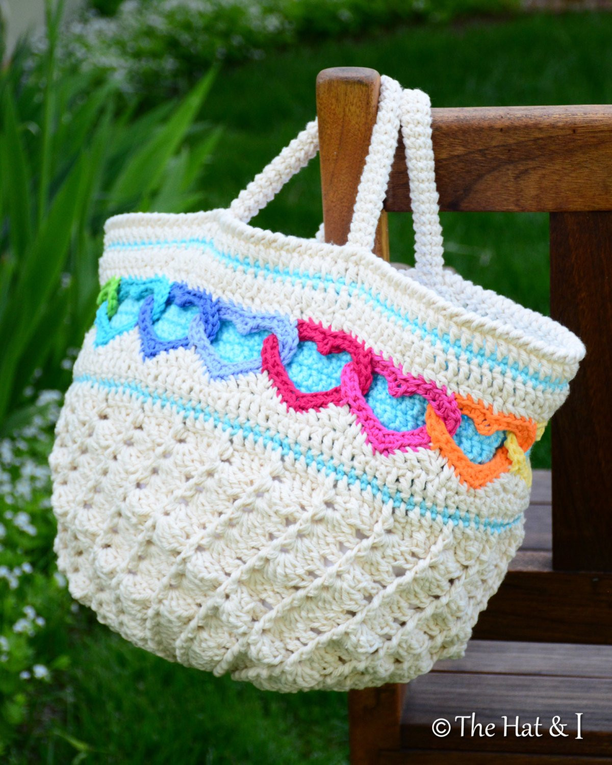 Awesome Crochet Pattern Have A Heart tote A Crochet Heart tote Crochet tote Pattern Of New 42 Pics Crochet tote Pattern