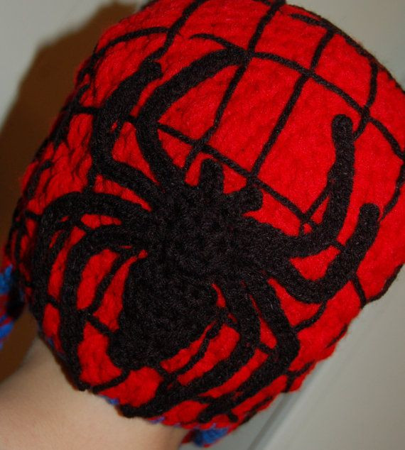 Awesome Crochet Pattern Spider Hero Spider by Acrochetedsimplicity Crochet Spider Of Amazing 49 Models Crochet Spider