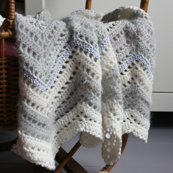 Awesome Crochet Pattern Zigzag Baby Blanket Free Crochet Zigzag Crochet Baby Blanket Of Innovative 43 Ideas Zigzag Crochet Baby Blanket