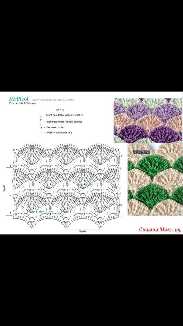 Awesome Crochet Patterns Diagrams Dancox for Crochet Stitches Diagram Of Amazing 47 Ideas Crochet Stitches Diagram