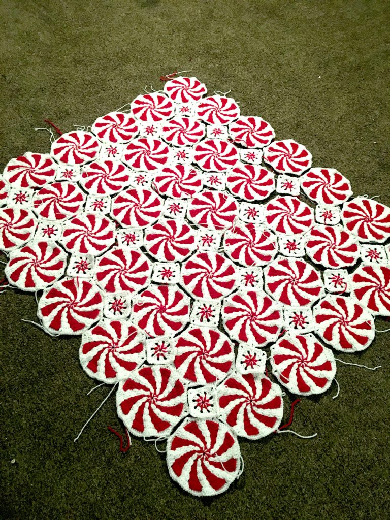 Awesome Crochet Peppermint Swirl Blanket with Pattern and Video Peppermint Crochet Blanket Of Top 45 Models Peppermint Crochet Blanket