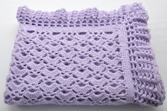 Awesome Crochet Sell Stitch Tutorial and Patterns Shell Baby Blanket Of Superb 42 Images Shell Baby Blanket
