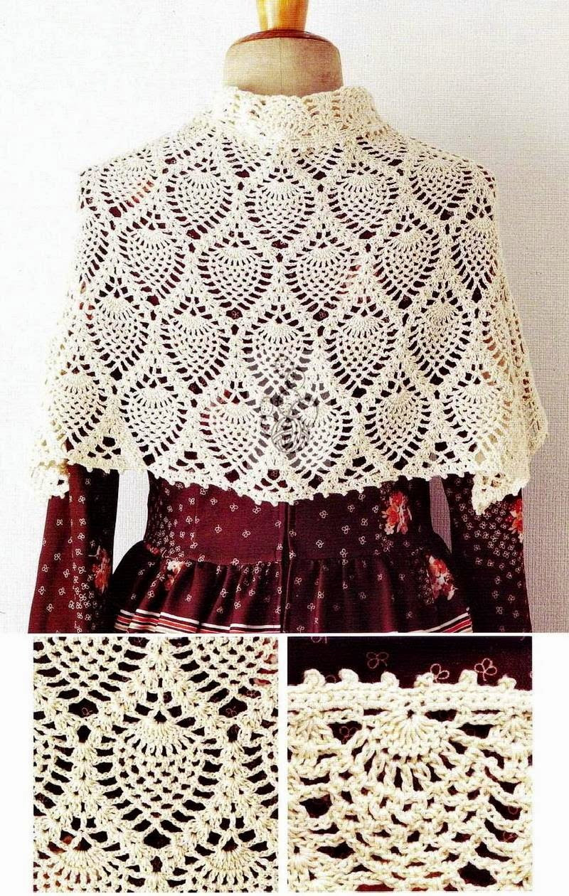 Awesome Crochet Shawls Crochet Shawl Wrap Pattern Capelet Crochet Shawl Patterns and Wraps Of Amazing 43 Images Crochet Shawl Patterns and Wraps