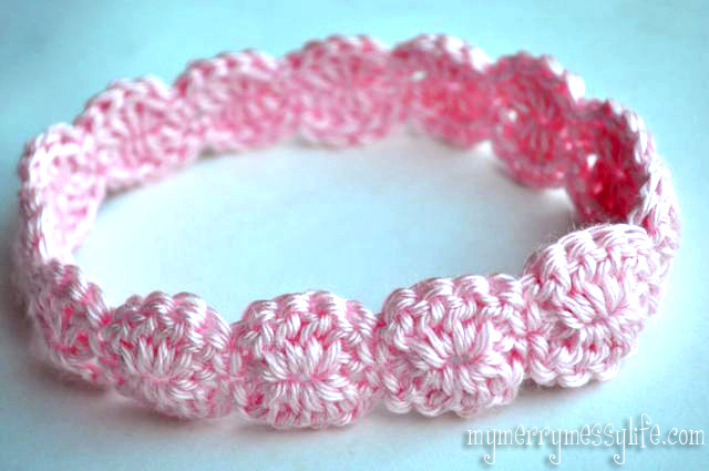 Awesome Crochet Shell Headband Free Crochet Pattern My Merry Babies Crochet Headbands Of Awesome 49 Photos Babies Crochet Headbands