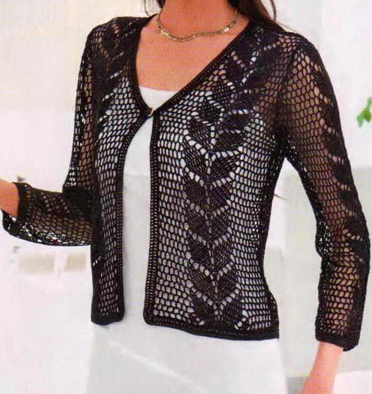 Awesome Crochet Sweaters Crochet Crochet Lace Sweater for La S Crochet Lace Cardigan Of Great 45 Images Crochet Lace Cardigan