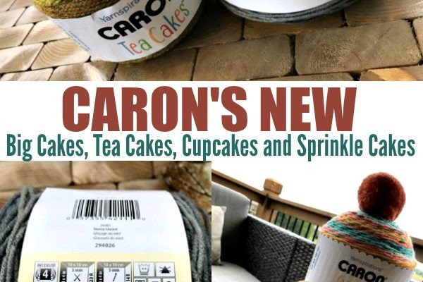 Awesome Crochet Tips & Tutorials Archives Heart Hook Home Caron Sprinkle Cakes Of Incredible 47 Ideas Caron Sprinkle Cakes
