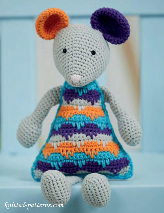 Awesome Crochet toy Mouse Pattern Free Free Knitting Patterns toys Of Delightful 41 Pictures Free Knitting Patterns toys