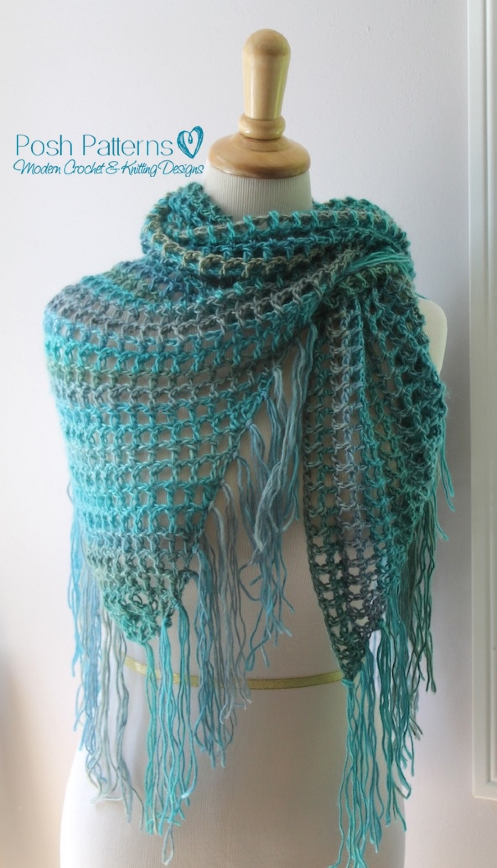 Awesome Crochet Triangle Scarf Pattern Crochet Directions Of Lovely 43 Photos Crochet Directions
