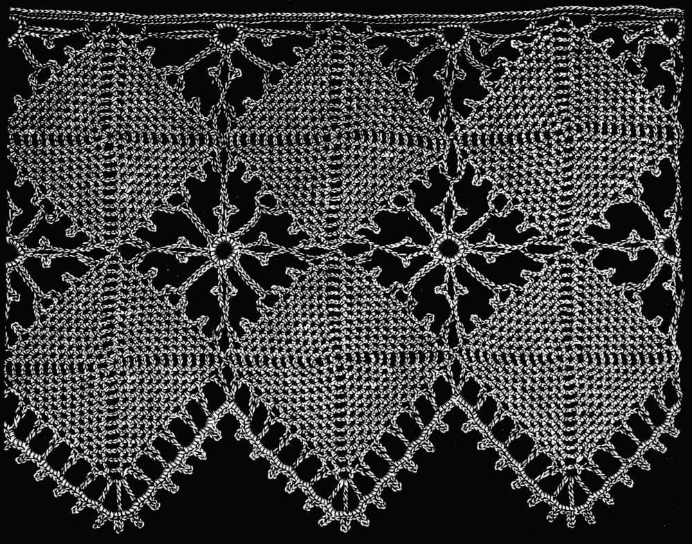 Awesome Crochet Work Chapter Ix Encyclopedia Of Needlework Crochet Lace Of Amazing 43 Photos Crochet Lace