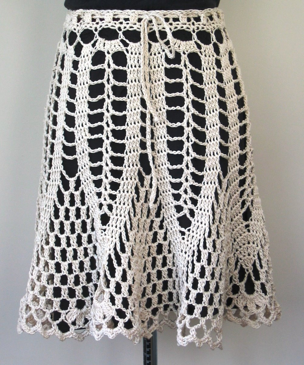 Awesome Crocheted Pattern Skirt Crochet and Knitting Patterns Crochet Skirts Of Contemporary 43 Pics Crochet Skirts