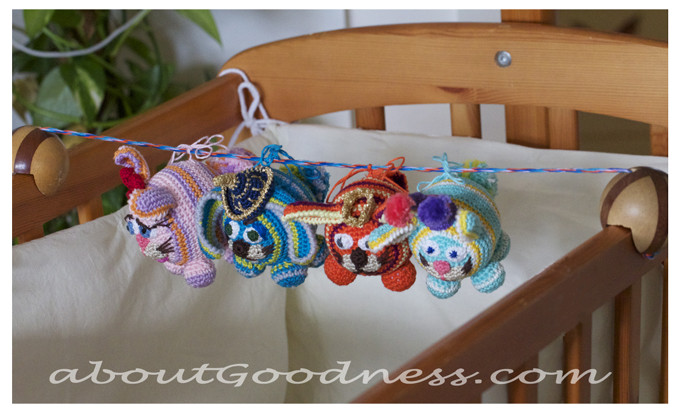 Awesome Crocheting Conversations You Ve Got the Cutest Little Crochet Baby Mobile Of Amazing 42 Ideas Crochet Baby Mobile