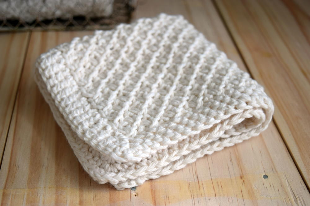 Awesome Daisy Stitch Washcloth Knitting Pattern Knitted Dish Rags Of New 45 Ideas Knitted Dish Rags