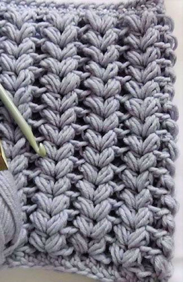 Awesome De 25 Bedste Idéer Inden for Puff Stitch Crochet På New Crochet Stitches Of Adorable 47 Photos New Crochet Stitches
