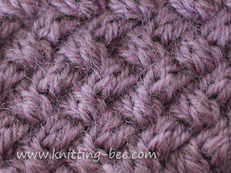 Awesome Diagonal Basketweave Cable Stitch Small ⋆ Knitting Bee Basket Weave Knitting Pattern Of Marvelous 48 Images Basket Weave Knitting Pattern