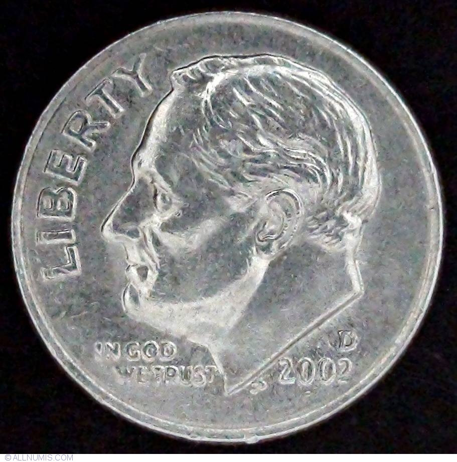 Awesome Dime 2002 D Dime Roosevelt 1946 Present United Lady Liberty Dime Of Adorable 45 Pics Lady Liberty Dime