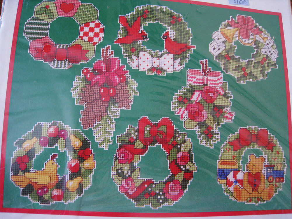 Awesome Dimensions Christmas Counted Cross Stitch ornament Kit Cross Stitch Christmas ornament Kits Of Gorgeous 46 Models Cross Stitch Christmas ornament Kits