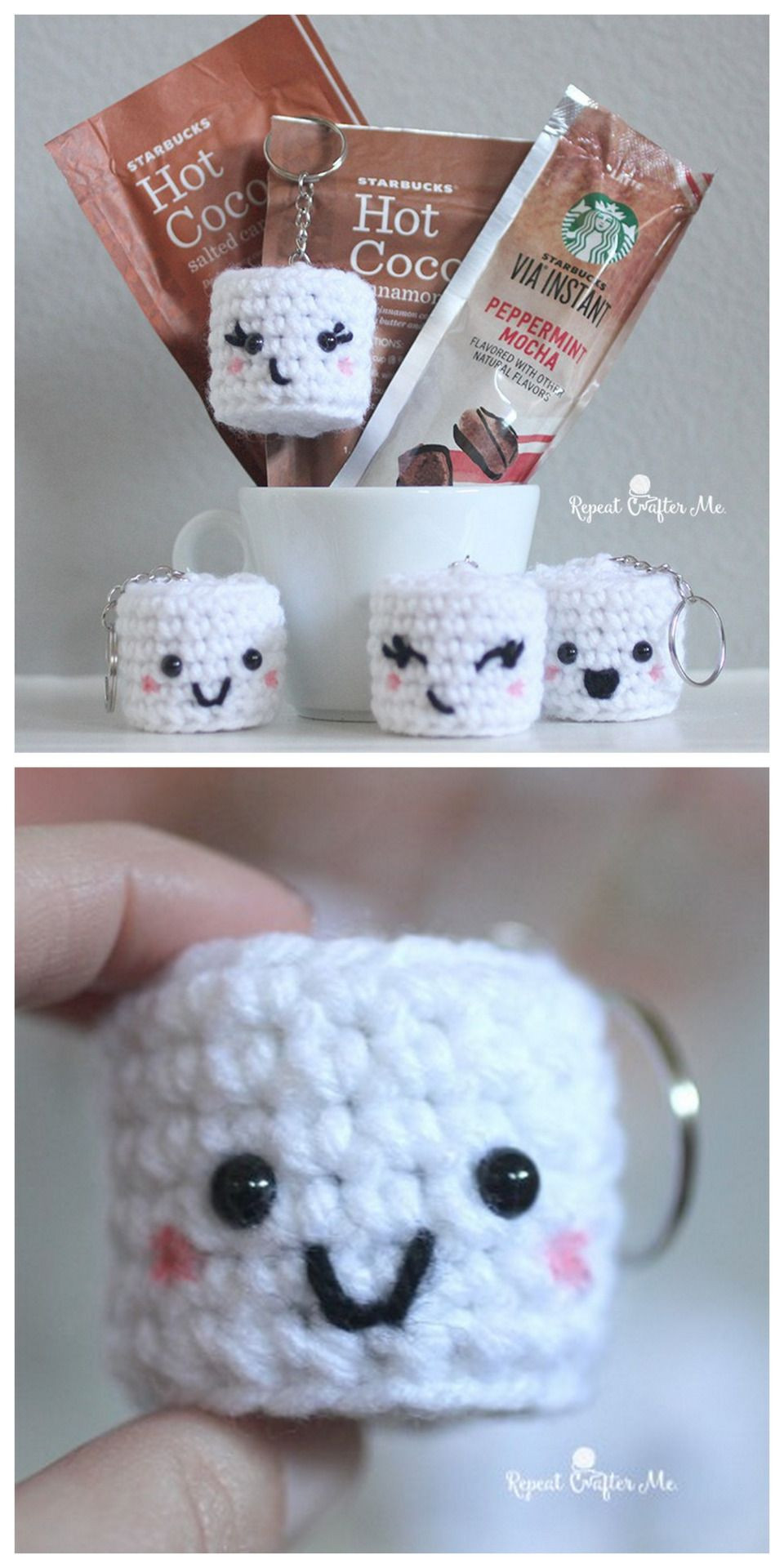 Awesome Diy Crochet Kawaii Marshmallows Free Pattern From Repeat Quick Crochet Projects to Sell Of Fresh 45 Ideas Quick Crochet Projects to Sell