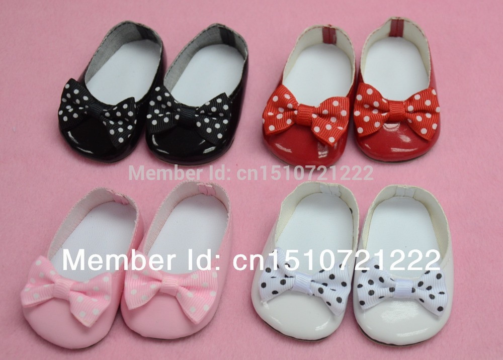 """Awesome Doll Clothes Shoes Fit 18"""" American Girl Doll Flat Shoes Doll Shoes Pattern Of Lovely 46 Pictures Doll Shoes Pattern"""
