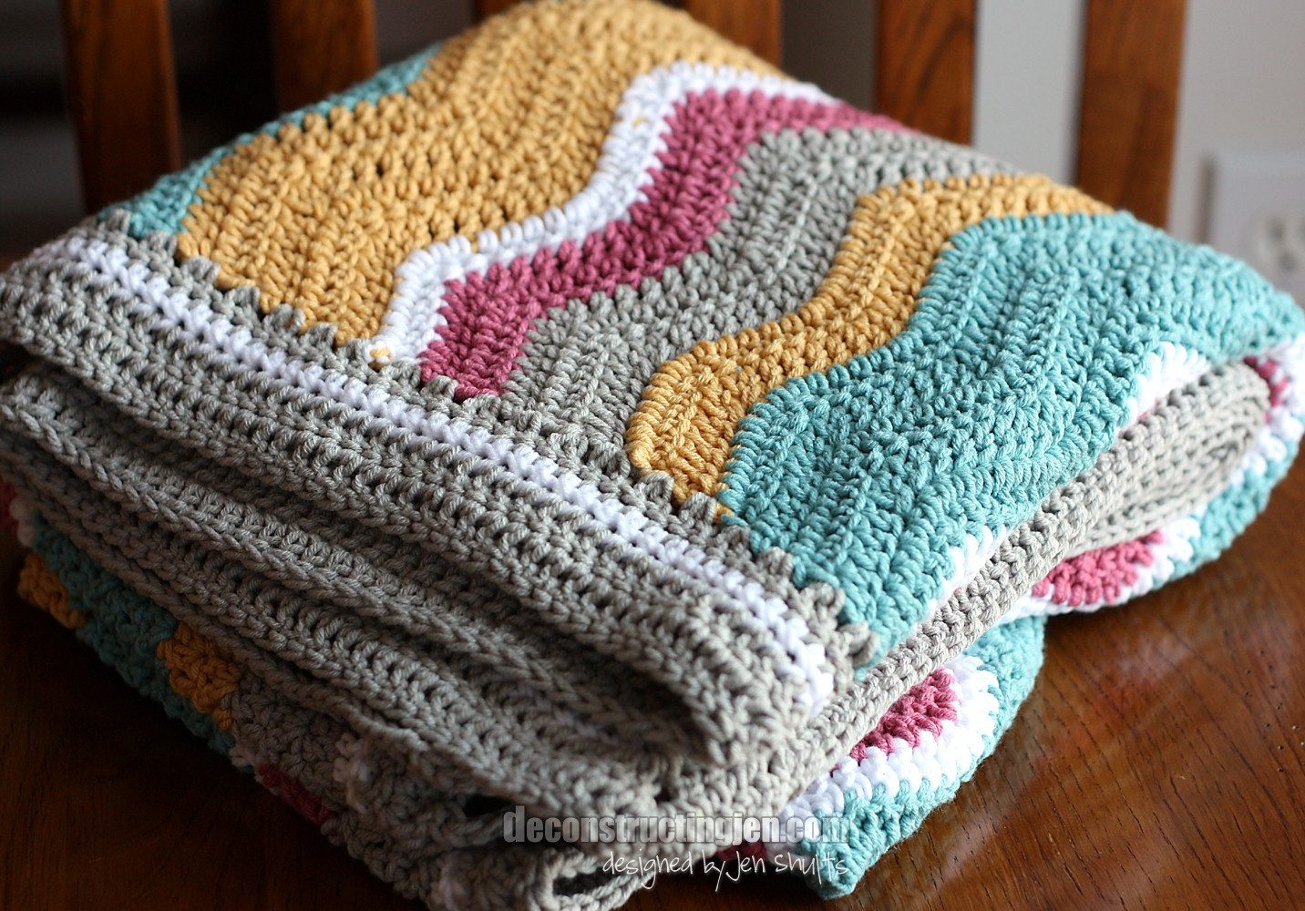 Awesome Double Crochet Ripple Baby Afghan Pattern Double Crochet Blanket Of Innovative 48 Models Double Crochet Blanket
