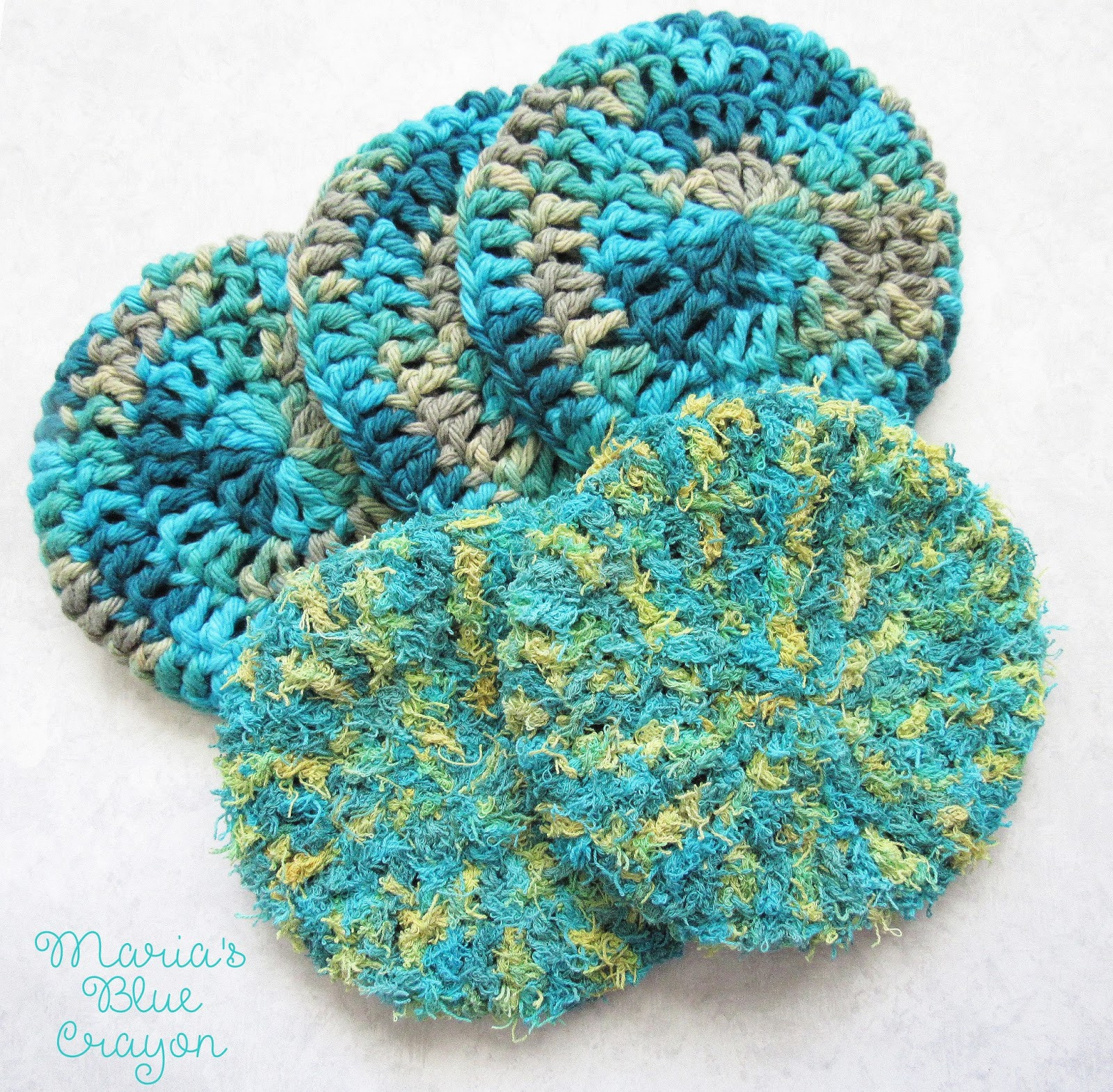Awesome Double Sided Extra Thick Scrubby for Bath & Kitchen Scrubby Yarn Crochet Pattern Of Superb 47 Pics Scrubby Yarn Crochet Pattern