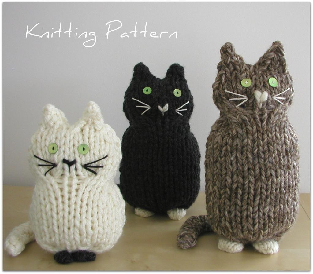 Awesome Double Yarn to Finish Knitting Projects Faster On Craftsy Knitted Cat toys Of Fresh 44 Pics Knitted Cat toys