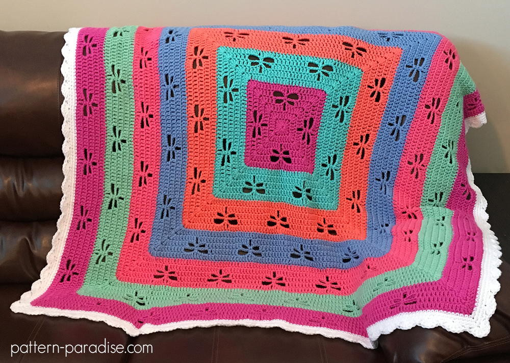 Awesome Dragonfly Throw Dragonfly Crochet Blanket Of New 41 Ideas Dragonfly Crochet Blanket