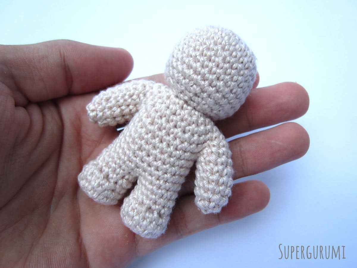 Awesome E Piece Crochet Doll Pattern Supergurumi Crochet Baby toy Patterns Of Lovely 44 Images Crochet Baby toy Patterns